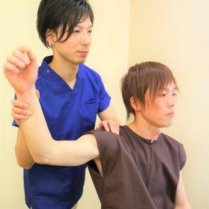 肩こり すのさき鍼灸整骨院 検査方法